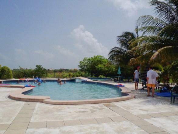 Saturday Morning Aquafit Class Belize