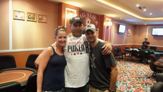 World Series Of Poker Celebrity Bob Bounahra