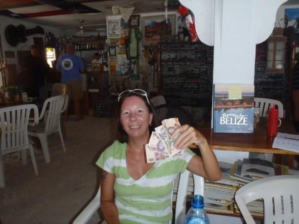 Backgammon tournament prize money