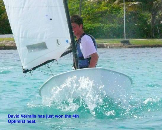 sailing school caribbean
