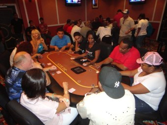 annual Belize Independence Day Poker Tournament