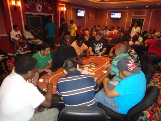 Belize poker pictures
