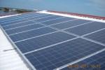 Solar power Belize at Holy Cross School