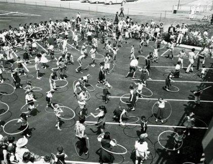 make hula hoop