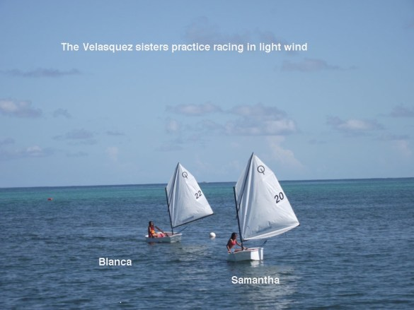 2011 Belize Optimist National Championship