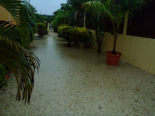 rainy season belize