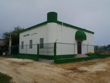 mosque in belize