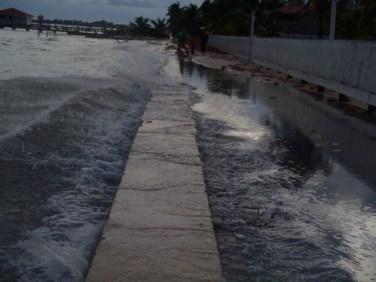 tropical storm photos belize