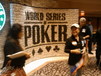 World Series Of Poker Celebrity Bob Bounahra, Bob Badih Bounahra