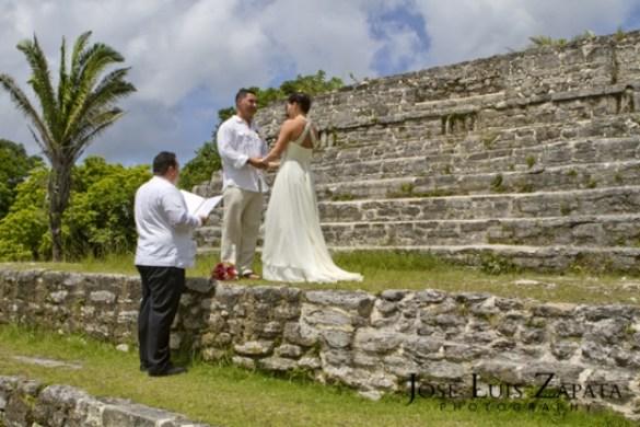 destination wedding belize