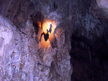 barton creek belize cave
