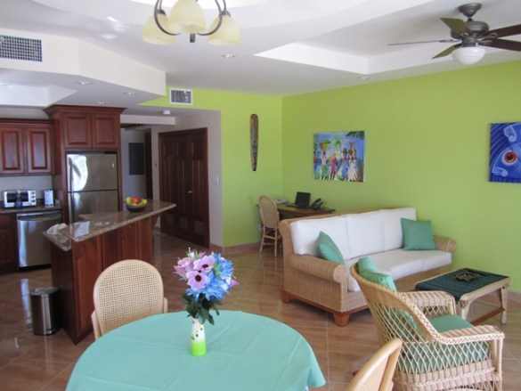 belize condo rental