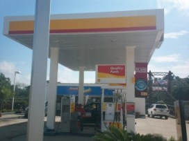 Gas prices in Belize