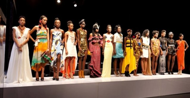 Rebecca Stirm Wins Mission Catwalk Reality Show Fashion Challenge With Belize Inspired Design