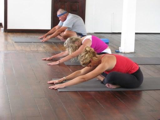 yoga belize