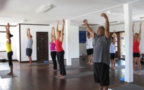 yoga retreats belize