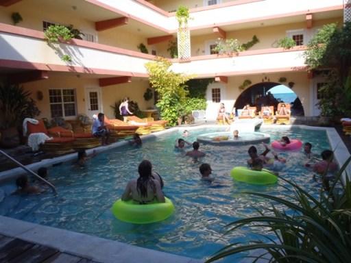 swimming resorts