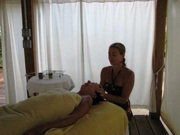 belize masage