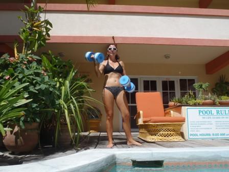 swimming resort