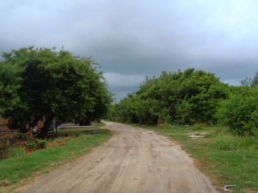 The Weather for Belize is possible storms