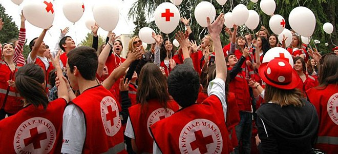 World Red Cross Red Crescent Day Calls Upon Youth to Take Action