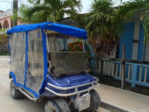 renting a golf cart san pedro