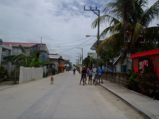 belize roads