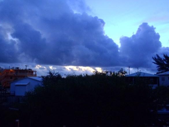 san pedro sunrise
