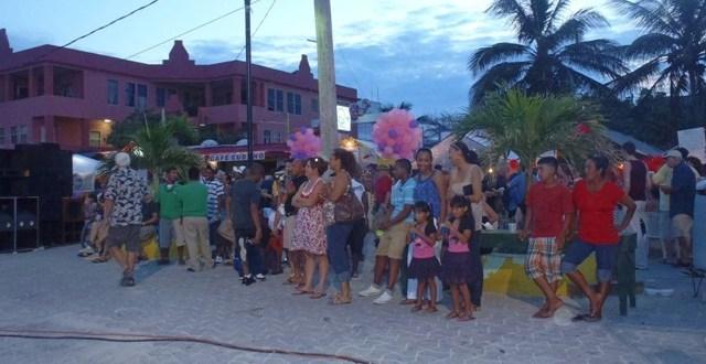 2012 San Pedro Lobsterfest Belize
