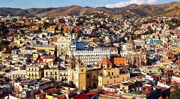 Guanajuato: Stepping Off the Beaten Track Central Mexico