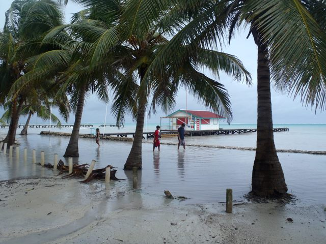 belize hurricane watch