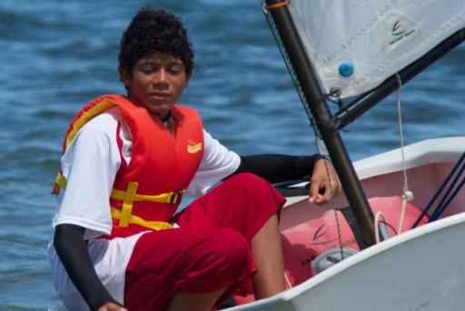 youth sailing optimist regatta belize