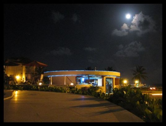 blue moon belize and the beach at grand caribe resort