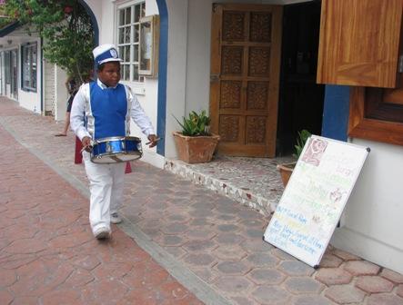 belize drumming