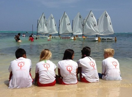 Come Meet the San Pedro Sailing Junior Team