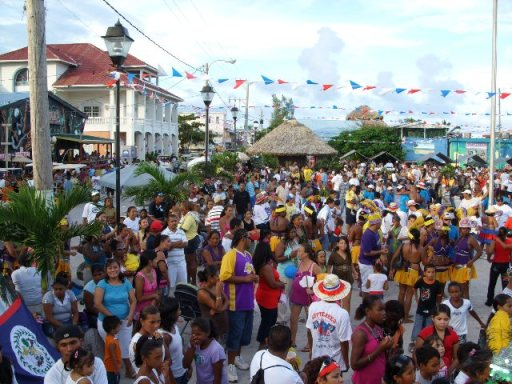 september celebrations in belize