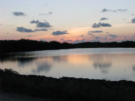san pedro sunset