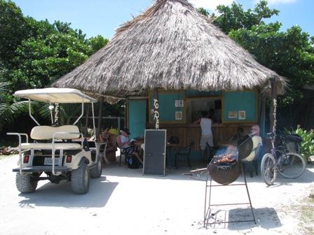 ambergris caye restaurant