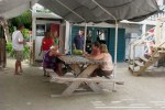 ambergris caye belize bars