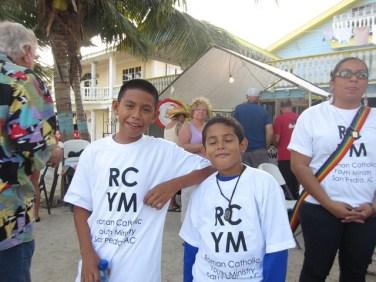 roman catholic youth ministry san pedro