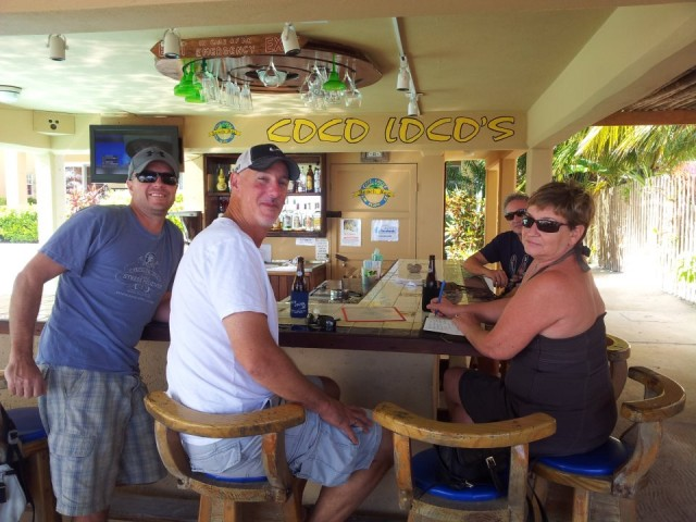 coco locos belize located in north ambergris caye