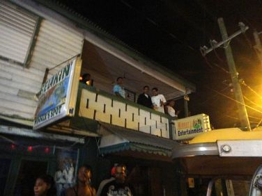 belize street parties