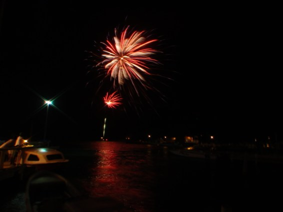 belize celebratons local fireworks displays