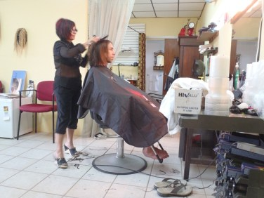 hair salon san pedro