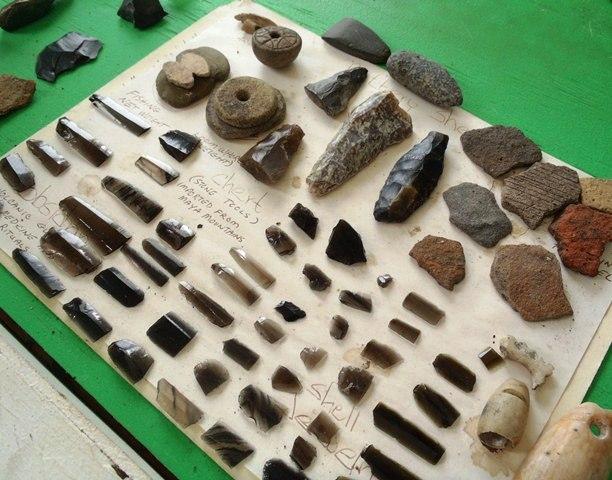 belize maya artifacts