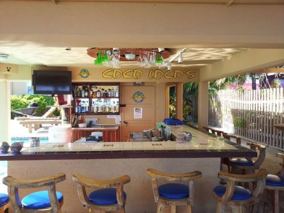 coco loco's beach bar
