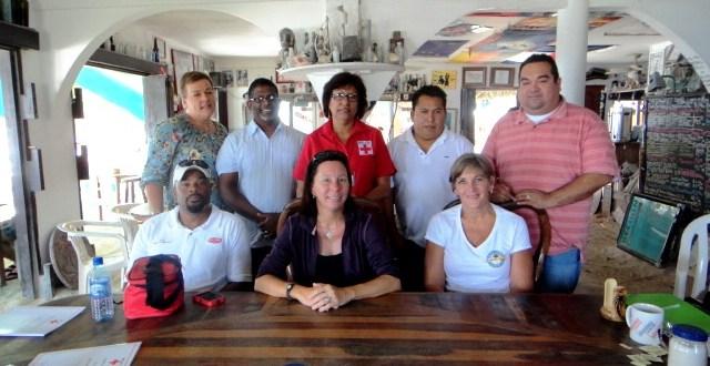 Congratulations to new San Pedro Branch Belize Red Cross Board