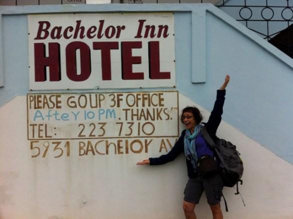 bachelor inn belize city