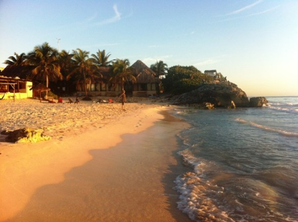 tulum mexico beaches