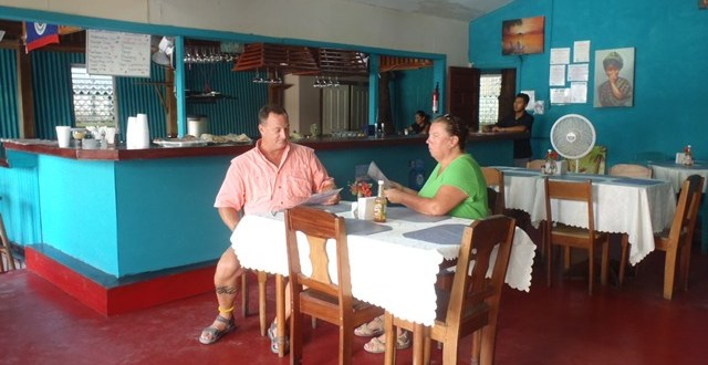San Pedro Branch Belize Red Cross Update and Carilones Kitchen new location